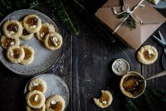 fig jam & goat chees