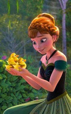 Ti's Frozen screenshot - Disney princess Anna Disney, Frozen Disney, Anna Frozen, Rapunzel Disney, Princesa Disney Frozen, All Disney Princesses, Disney Pixar, Frozen Movie, Tangled Movie