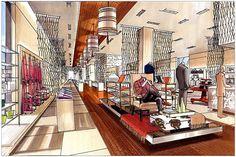 bhdm design - mens retail concept 2