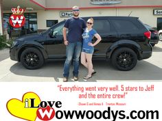 """""""Everything went very well. 5 stars to Jeff and the entire crew!""""  Shawn G. and Aimee A.  Trenton, Missouri"""