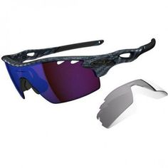 3c39d17b21 Oakley Radarlock Pitch Sunglasses OO9182-13 Carbon Fiber G30 Iridium 69 18  Sports Sunglasses