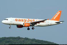 G-EZTE easyJet Airbus A320-214