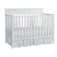 Convertable crib