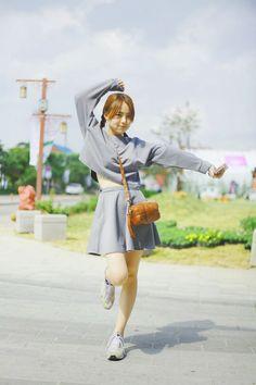Ulzzang Fashion: Hong Young Gi | Official Korean Fashion