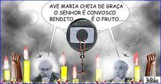 Datafalha: não podia ser melhor para o Lula