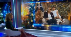 Andrea Bocelli and 8-year-old daughter bringing hope with live-streamed Christmas concert - CBS News Easter Songs, Christmas Concert, Interesting Information, 8 Year Olds, Cbs News, Amazing Grace, Bring It On, Daughter, In This Moment