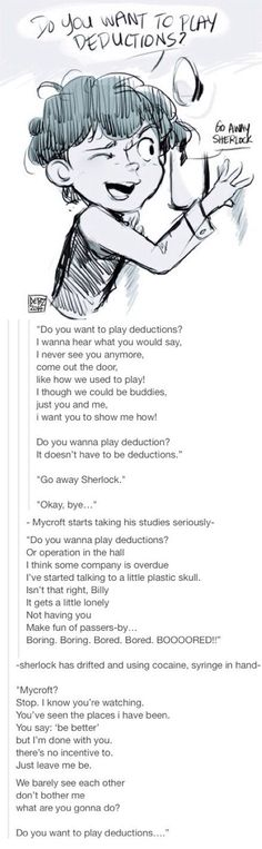 Sherlock parody of Frozen I DIDNT NEED THESE FEELS THANK YOU VERY MUCH.
