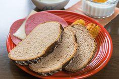低温発酵のフォルサワーのライ麦パン レシピブログ