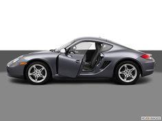 2012 Porsche Cayman [Just a non-convertible Boxster but damn, I love the Cayman]