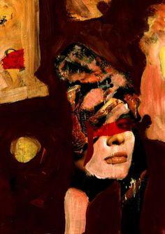 """Saatchi Art Artist CRIS ACQUA; Collage, """"29-LAUTREC x Cris Acqua."""" #art"""