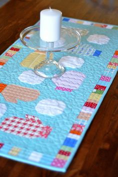 Mittens Table Topper