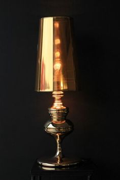 Glorious Gold Table Lamp