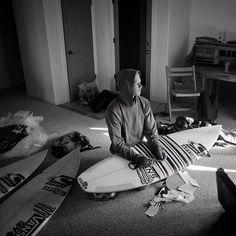 John John Florence, May 2012. Photo by: Blake Kueny.