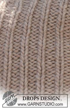 Modelo gratuito de tricô