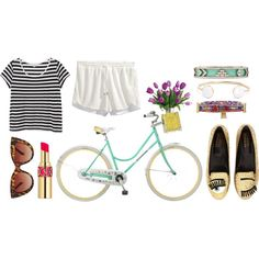 Pedal to the metal Fashion Looks, Metal, Polyvore