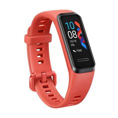 Huawei Band 4 Amber Sunrise | You.gr Smartwatch, Bluetooth, Ios, Android, Heart Rate Zones, Find My Phone, Huawei Watch, Heart Rate Monitor, Watch Faces