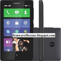 Nokia X RM-981 Flash File