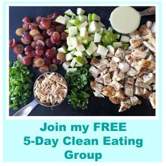Awesome 21 Day Fix Chicken Salad Recipe |