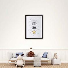 Twinkle Twinkle Little Star Print, Nursery Art, Instant Download Printable Nursery Art, Baby Decor, Nursery Wall Art, Room Art, Baby Print Baby Prints, Nursery Prints, Nursery Wall Art, Star Nursery, Reaching For The Stars, Twinkle Twinkle Little Star, Room Art, Baby Decor, Star Print