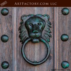 Custom Entry Double Doors with Castle Door Hardware - LDD7777