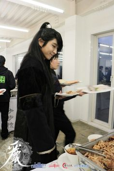Drama Korea, Korean Drama, Moon Lovers Drama, Hong Jong Hyun, Lee Jong, Lee Joong Ki, Arang And The Magistrate, Lovers Pics, Wang So