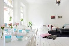 Como criar uma decoração na moda: os truques dos escandinavos
