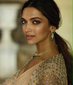 Deepika Padukone for Tanishq Jewelers