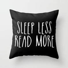 Perfect pillow for the eventual library/office.