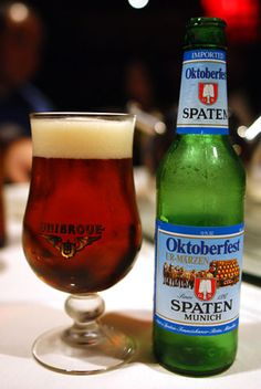 Spaten Oktoberfestbier Ur-Märzen  Spaten-Franziskaner-Bräu Märzen / Oktoberfest 5.90 (4)