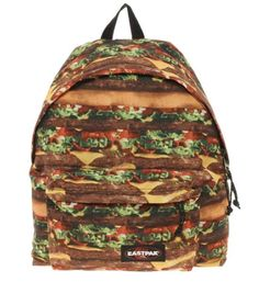 The Cheeseburger Backpack Will Make You Drool #junkfood trendhunter.com