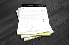 2 x A6 NCR PADS  (Invoice/Duplicate) £30.00 #freedelivery http