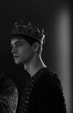 Oliver would watch his brother, standing tall and regal with the crown on his head, knowing that he could never stand next to him or tell anyone how proud he was of his brother.