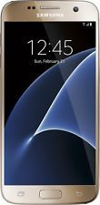 Samsung Galaxy S7 32GB G930P (GSM Unlocked) 4G LTE 12MP Smartphone Gold A-