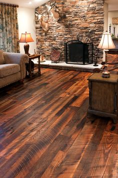 Reclaimed Oak Flooring | Hit Skip Oak Flooring | Olde Wood More