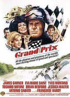 """1966 - """"Grand Prix"""" movie released"""