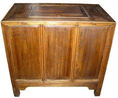 Antique Chinese Treasure Trunk (3092), Circa 1800-1849