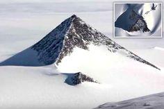 pyramid antarctica