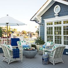 Find a Place in the Sun - 2014 Showhouse Photo Tour - Coastal Living