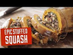 How to make Stuffed Roast Pumpkin - Bondi Harvest