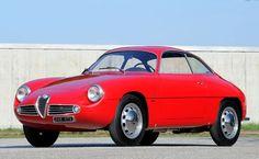 1960 Alfa Romeo Giulietta Sprint Zagato 'Coda Tonda', source RM Auctions