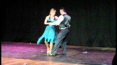 Ekilibrium Studio de Dança - Dança de Salão - Bolero - Apresentação 2011...