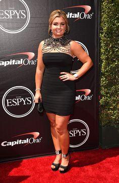 Erica Enders Stevens attends The 2015 ESPYS