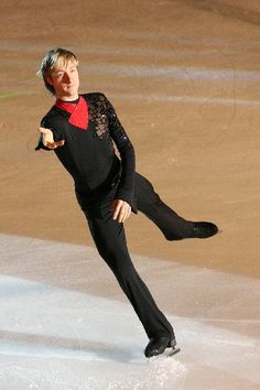 Evgeni Plushenko, 2006 FS  The Godfather