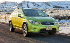 2015 Subaru Crosstrek XV Hybrid Review Canada   Autocartechno.com