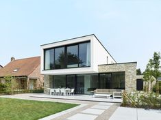 house HOVE I single family house - Roeselare | CAS Architecten