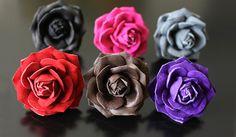 rosas de cuero en Lujuria Libre de Pecado