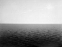 Hiroshi Sugimoto's Time Exposed: #367 Black Sea, Inebolu. COURTESY PADDLE8