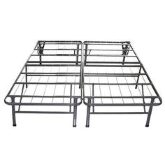 Alwyn Home Innovative Bed Frame Mattress Foundation Size California King