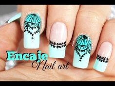 Number One Question You Must Ask For Diseo De Uas Faciles Paso A Paso 25 - sitihome Love Nails, Pretty Nails, Manicure And Pedicure, Gel Nails, Modern Nails, Toe Nail Designs, Best Acrylic Nails, Nail Decorations, Black Nails
