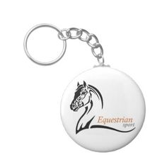 equestrian sport keychain  $3.70  by insimalife  - cyo customize personalize diy idea